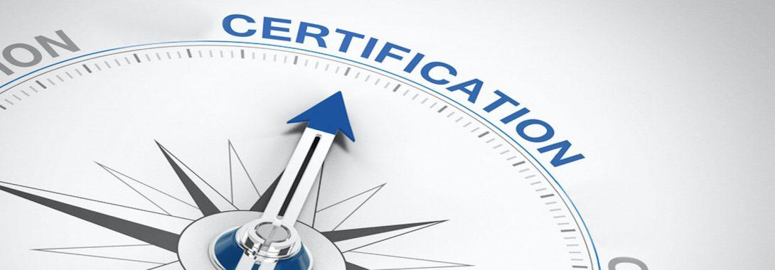 Certification Status